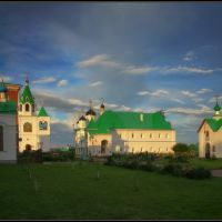 Спаский монастырь, Муром