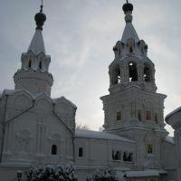 Troitskiy monastery, Муром