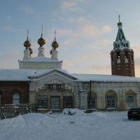 Voznesenskaya church, Муром