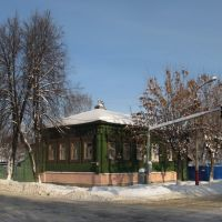 Wooden House in Murom, Муром