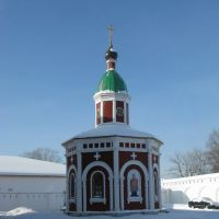Spasskiy monastery 6 (Часовня в честь иконы Божией Матери «Живоносный Источник»), Муром