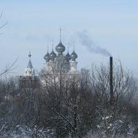 Voskresenskiy monastery 1, Муром
