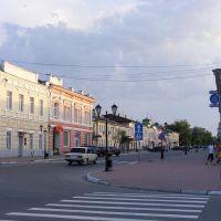 Улица Московская, Муром