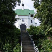 Спасский мужской монастырь. Церковь Сергия Радонежского, Муром