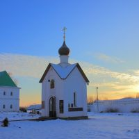 Муромский Спасо-Преображенский мужской монастырь.Часовня святого Георгия Победоносца, Муром