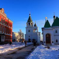 Муромский Спасо-Преображенский мужской монастырь, Муром