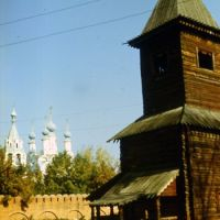 Wooden church, Муром