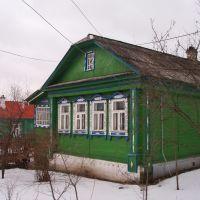 House #19 on Sovetskaya street, Петушки