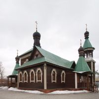 Church of Afanasy of Kovrov, Петушки