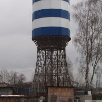 Vladimir Shukhovs water tower in Petushki, Петушки