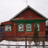 House #19 in Profsoyouznaya street, Петушки