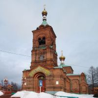 Church of Dormition of the Mother of God, Петушки