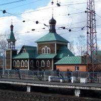 Православный храм св. Афанасия Ковровского, Петушки