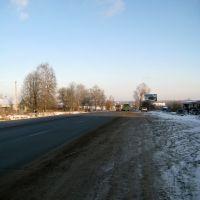 Горьковское шоссе, Петушки