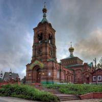 Свято-Успенская церковь, Петушки