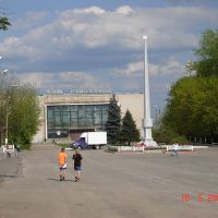 Советская площадь, Петушки