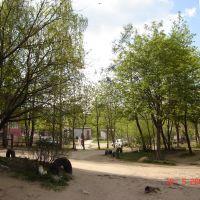 Маяковского 29 - Московская 9, дорожка на Верхний рынок, Петушки
