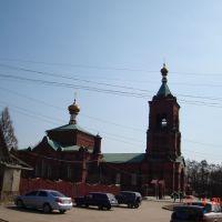 Церковь Успения Пресвятой Богородицы, Петушки