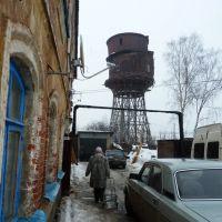 Башня Шухова- памятник архитектуры, Петушки