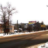 Петушки,зима 2012г., Петушки