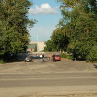 Soviet square (Советская площадь), Петушки
