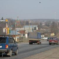 Federal road M-7, Петушки