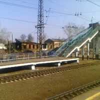 petushki station 1, Петушки