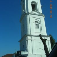 Покров. Церковь Покрова Пресвятой Богородицы Дата постройки: Между 1750 и 1770., Покров