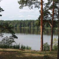 Черное озеро, Покров