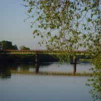 Мост чз р. Клязьма, Собинка