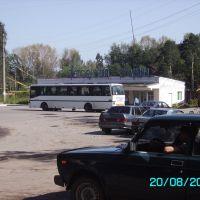 Автостанция, Собинка