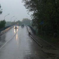 Мост через Клязьму у Собинки.сентябрь 2010, Собинка