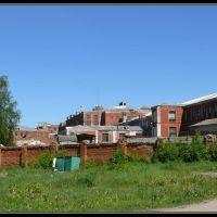 Собинка. Прядильно-ткацкая фабрика. Май 2011 года, Собинка