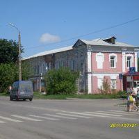 Бывшая школа рабочей молодежи, Собинка