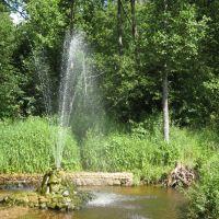 Ключ-фонтан, Судогда