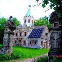 Муромцево церковь, Судогда