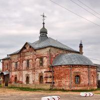 Судогда. Церковь Александра Невского, Судогда
