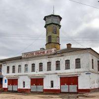 Судогда. Пожарное депо, Судогда