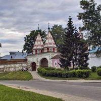 Суздаль. Ризоположенский монастырь, Суздаль