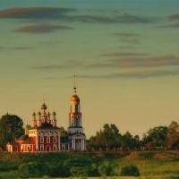 Церкви в Михалях, Суздаль