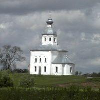 Церковь в Суздали, Суздаль