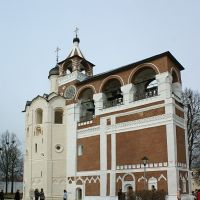 Спасо-евфимиев монастырь. Звонница, Суздаль