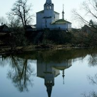 Козьмодамианская церковь, Суздаль