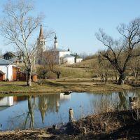 Никольская церковь, Суздаль