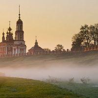 Morning light of Suzdal, Суздаль
