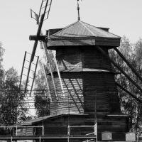Molino, Museo de la Arquitectura de madera y de la vida rural de Suzdal, Суздаль