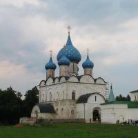 Cathedral of the Nativity in Suzdal, Суздаль