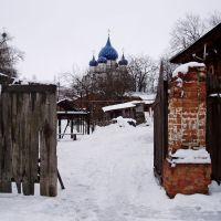 Россия загадочная.., Суздаль