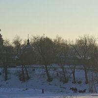 Суздаль. музей деревянного зодчества, Суздаль