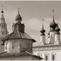 Суздаль. Александровский монастырь. 07.2013., Суздаль